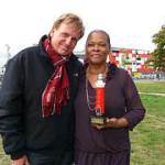 Henny Huisman en Regina Mac-Nack